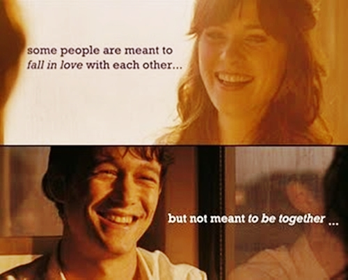 Quotes About Love From 500 Days Of Summer : Pics Photos - 500 Days Of Summer Quote On Tumblr